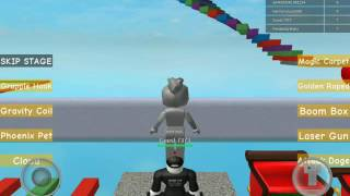 My first vid on Roblox. Escape Buddy Ghe ELF!!!