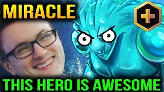 Miracle is So Good with This Hero [2 Games] Morphling Dota 2 7.11