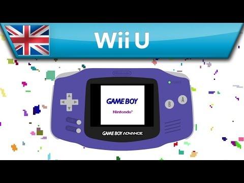 Game Boy Advance on Virtual Console - April 2014 (Wii U)