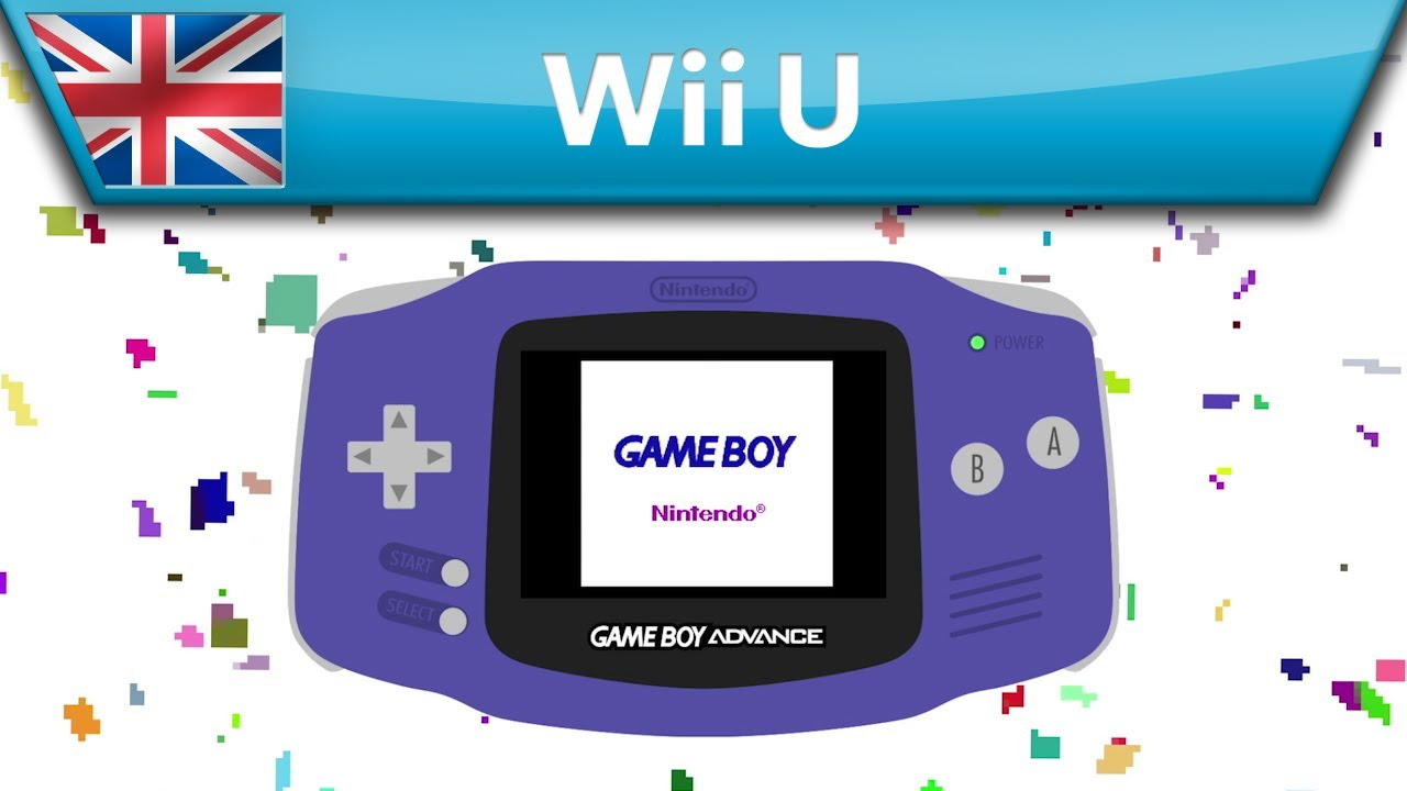 Game boy advance on virtual console april 2014 wii u youtube - Will wii u games play on wii console ...