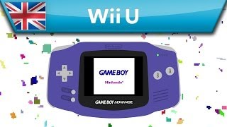 Game Boy Advance on Virtual Console - April 2014 (Wii U)