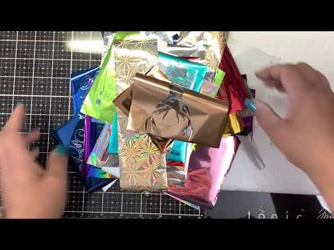 Foiling The Waste!