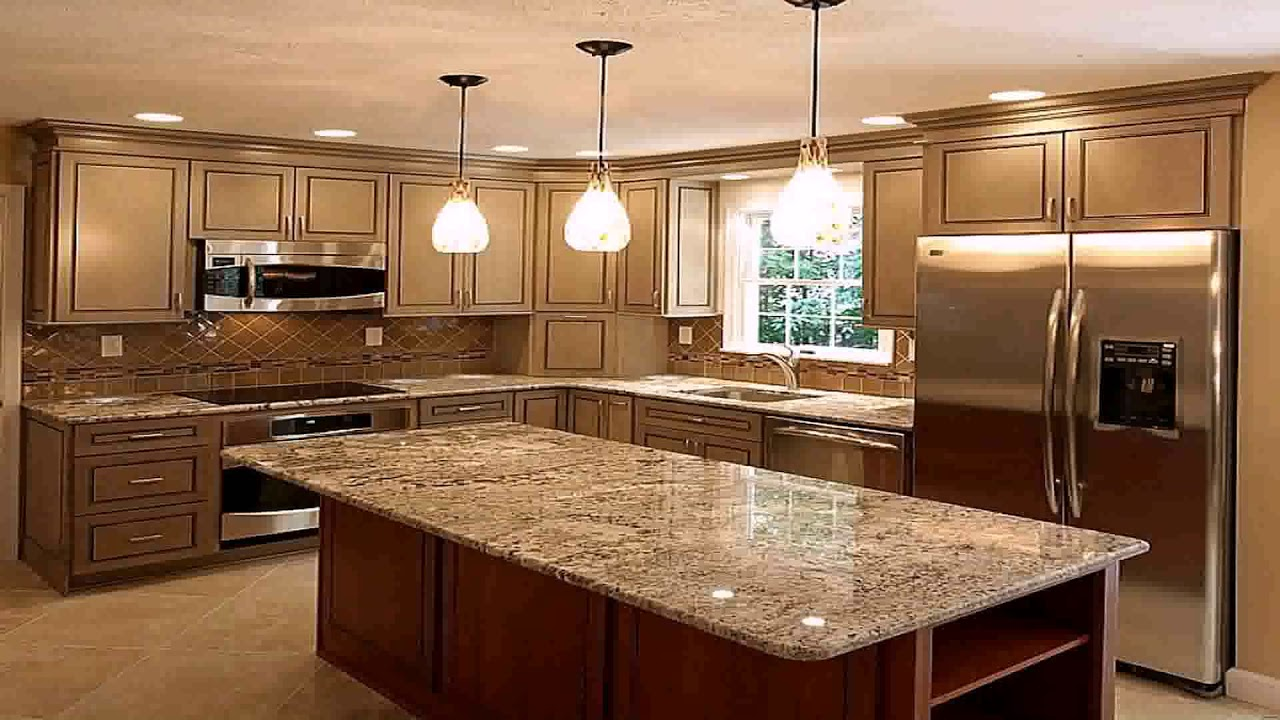 Kitchen Granite Countertops Lowes Youtube