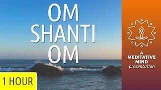 PEACE MANTRA Om Shanti Om 432Hz
