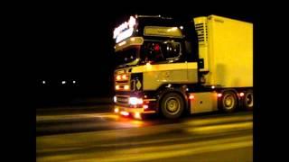 JKT international Scania r620 V8 loud pipe
