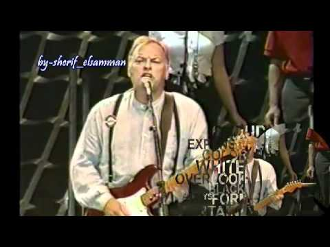 David Gilmour & The Who - The Dirty Jobs (The Prince's Trust, 1996).avi