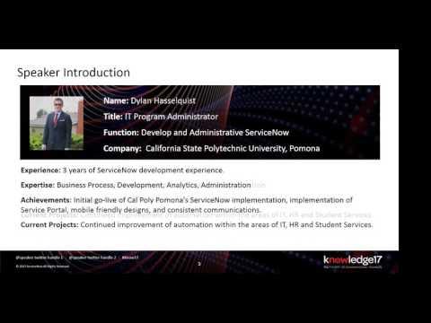 CSU/UC meeting - KE17 presentation