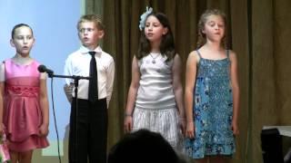 Elizabeth singing Lesnoi Olen Thumbnail