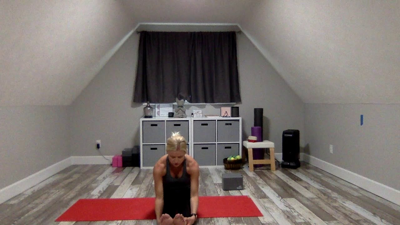 Yoga Stretch with Tera Holler