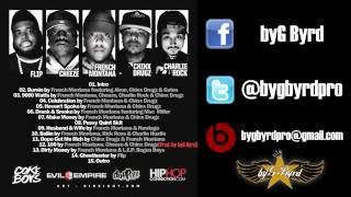 100 - French Montana, Chinx Drugz, Cheeze [OFFICIAL INSTRUMENTAL] (Prod. by byG Byrd)