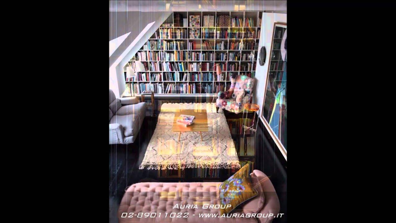 Originali idee per librerie arredare con stile youtube for Idee originali per arredare appartamenti