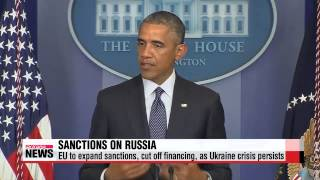 US, EU to expand Russian sanctions