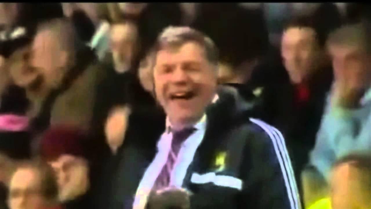Big Sam Allardyce Laughs Laughing Funny Youtube