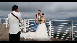 Китайские невесты Отель ХУЯ Экскурсии Хайнань. Дадунхай и Пляж Ялун-бей