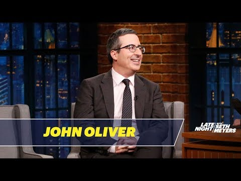 John Oliver Is Trying to Educate Trump Through Commercials on Fox News