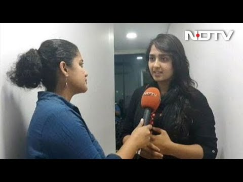 """Download """"No One Cared,"""" Says Actress Sanusha Santosh Who Fought Molester On Train"""