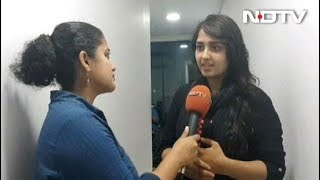 """No One Cared,"" Says Actress Sanusha Santosh Who Fought Molester On Train"