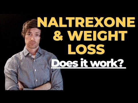 Naltrexone for weight loss: Does it work?