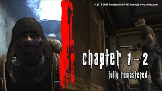 resident evil 4 HD Project | Chapter 1-2 FULLY REMASTERED 2019