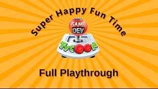 Game Dev Tycoon - Full Playthrough - No Commentary/Uncut (HD PC Gameplay)