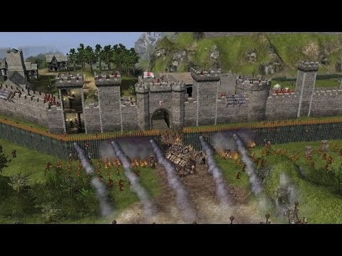 Stronghold 2 - THE CONQUEROR OF EUROPE
