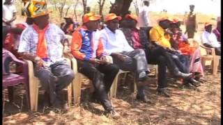 Jubilee, ODM conclude campaigns for their preferred candidate in Mosiro Ward, Kajiado county