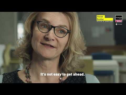 [#TélécomiennesInTech] Laura Peytavin, Télécom Paris alumni (Eng subtitles)