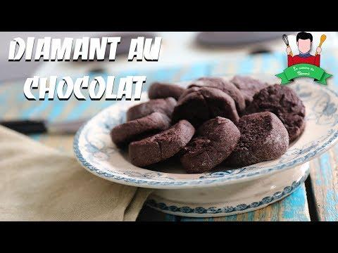 recette-des-biscuits-de-noël-:-diamant-au-chocolat