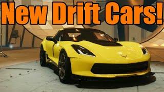 The Crew: Wild Run | NEW DRIFT CARS!