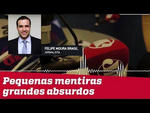 As Pequenas Mentiras No Meio De Grandes Absurdos De Ciro Gomes | Felipe Moura Brasil