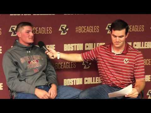 Baseball: Freshman Q&A - Matt Gill