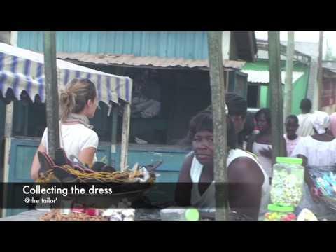 Fabrics Ghana