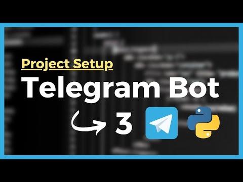 Project Setup (Premium Telegram Bot Course)