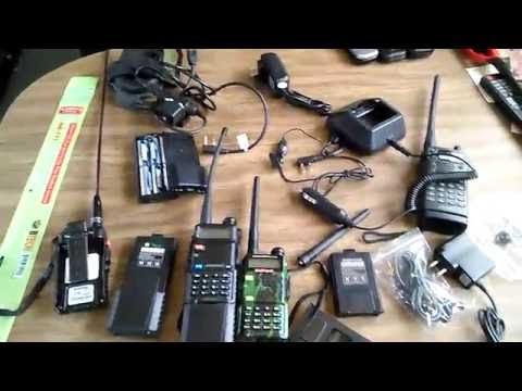 Baofeng UV5R Systems Approach To Communication, Upgrades And Accessories