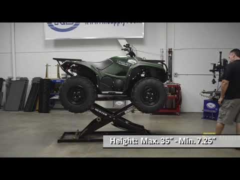 MC615R AIR LIFT - K&L SUPPLY - YouTube