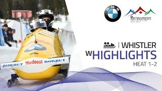 Jamanka on track to win her first WCH gold | IBSF Official