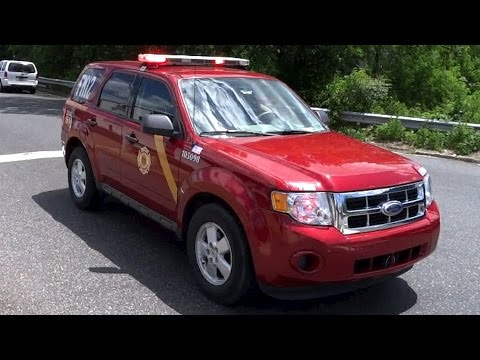 PFD Fire Marshal 12 & Haz Mat Administrative Unit 3 Responding