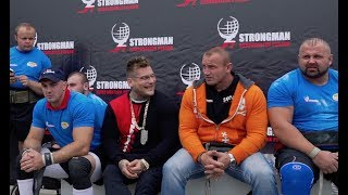 Video Eliminacje do Arnold Amateur Strongman and Strongwomen World Championships 2018 download MP3, 3GP, MP4, WEBM, AVI, FLV Juni 2018