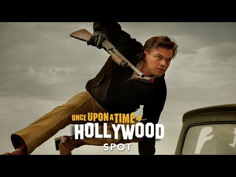 "ONCE UPON A TIME… IN HOLLYWOOD - Change Final Neu 30"" - Ab 15.8.19 im Kino!"