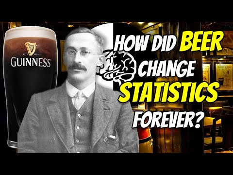 How Beer Changed the World: William Sealy Gossett and the Student's t-test