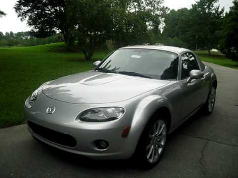 Stock 2957ba 2006 Silver Mazda Miata Convertible Youtube