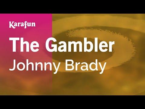 Karaoke The Gambler - Johnny Brady *