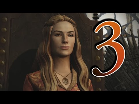 Game of Thrones Ep 1 - Iron From Ice Part 3 (Choice Path 2) Refuse x2, Don't Ask, Cut Fingers