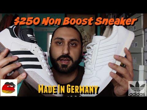$250 Adidas Samba OG Made In Germany!?
