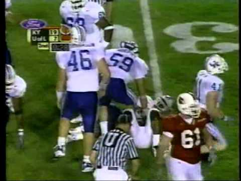 Louisville vs Kentucky Football 2000 (FULL GAME)