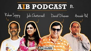 AIB Podcast : MAMI Special feat. David Dhawan, Rohan Sippy, Juhi Chaturvedi and Anuvab Pal