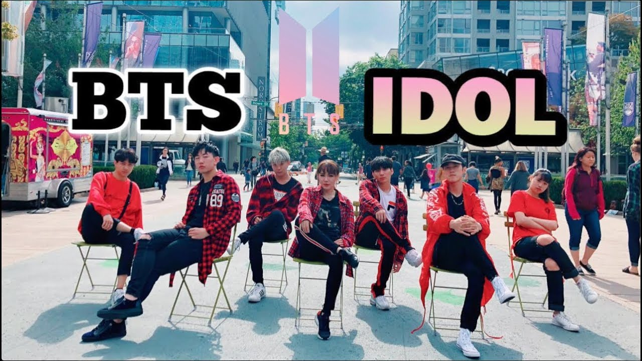 [KPOP IN PUBLIC CHALLENGE] BTS (방탄소년단) IDOL dance cover by FDS (vancouver)