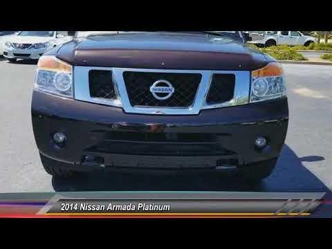 2014 Nissan Armada DeLand Nissan 9331286A