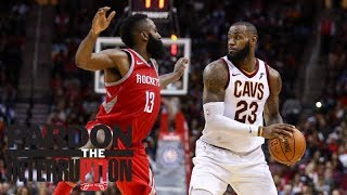 Is LeBron James headed to Houston this offseason? | Pardon The Interruption | ESPN