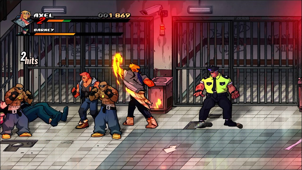Streets of Rage 4 Review PC - GamingLyfe.com